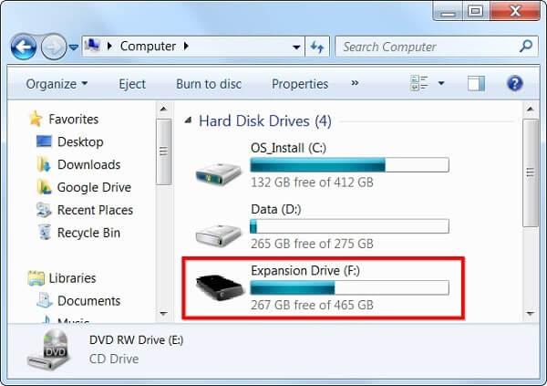 چرا ظرفیت واقعی هارد دیسک ها کمتر نمایش داده میشود؟