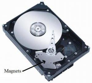 ذخیره سازی هارد دیسک