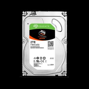 بهترین هارد اینترنال برای کامپیوتر Seagate Firecuda Desktop
